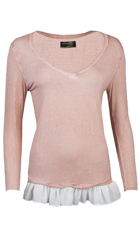 Lizette Long Vintage Pink
