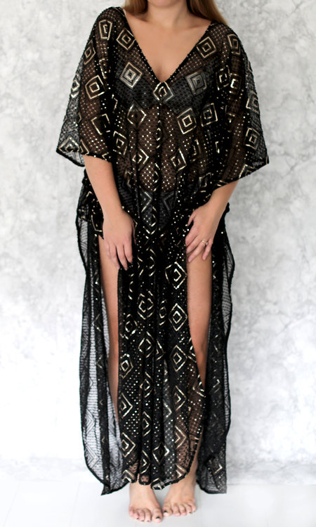 Anastasia long black