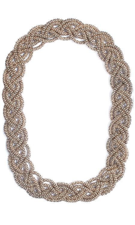Twine Halsband Guld