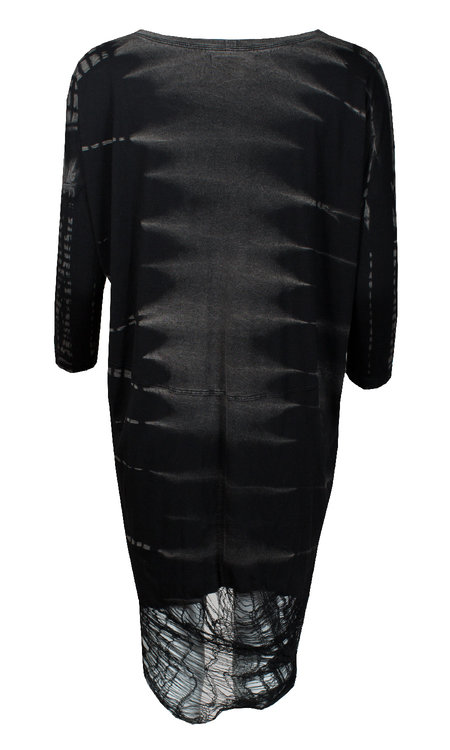 Tyra klänning svart