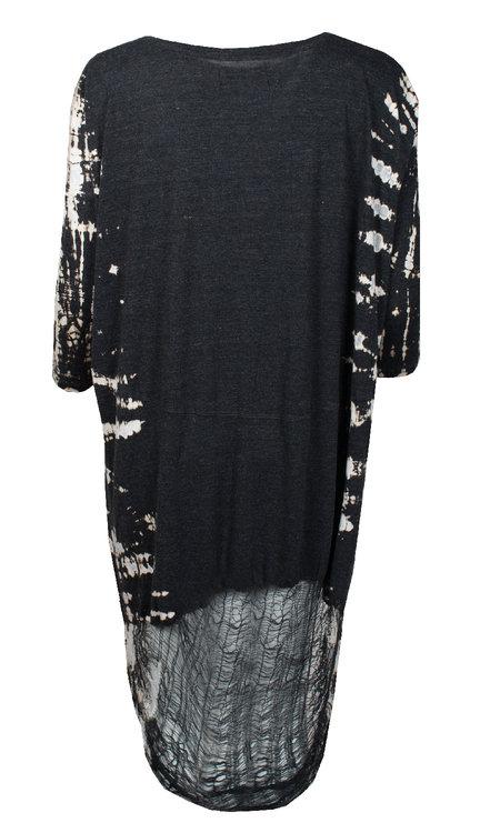 Tyra klänning grå