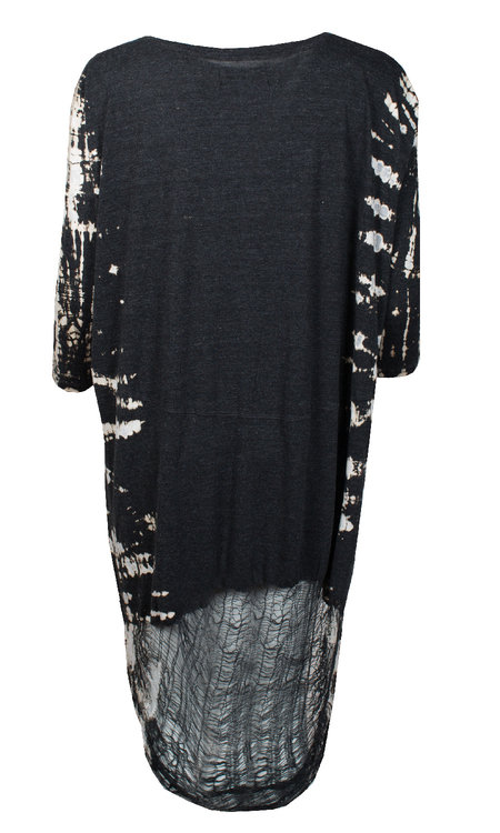 Tyra dress grey