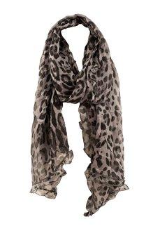 Samantha scarf leo grå
