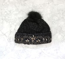 Jayla Hat  Black