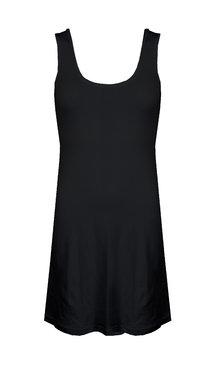 Underklänning basic svart
