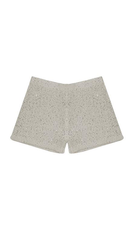 Dellie shorts beige