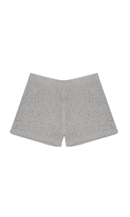 Dellie shorts light grey