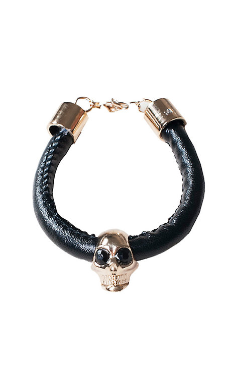 Simple Skull Armband