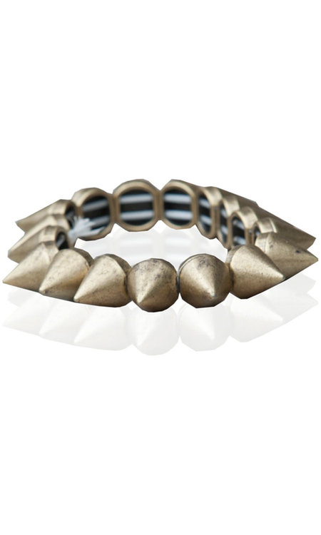 Rivet Bracelet Gold