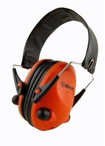 Albecom hörselskydd aktiva orange