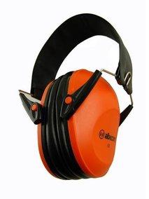 Albecom hörselskydd passiva orange
