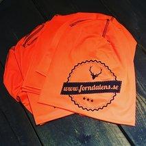 Mössa Forndalens Orange