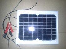 Gyttorp Solcellspanel 10 Watt