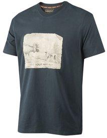 Härkila Moose & Dog T-shirt
