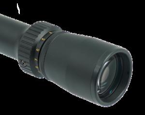 Delta Optical Titanium 4-16x42 AO Mil Dot