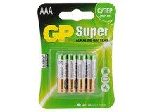 AAA-batteri 4-pack GP Super