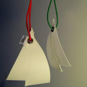 Christmas tree sails