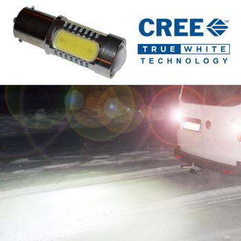 Ba15s 24 Watt LED backljus CREE