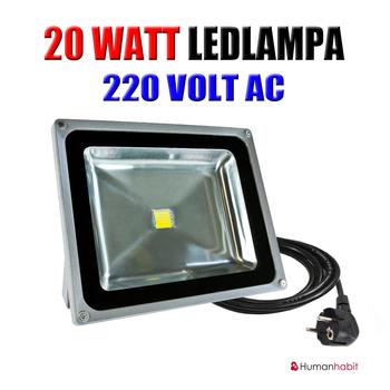 20 Watt Power LED 230 VAC