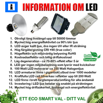 50 Watt Power LED 230 VAC