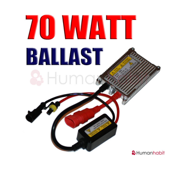 Ballast 70W slim 12-24V