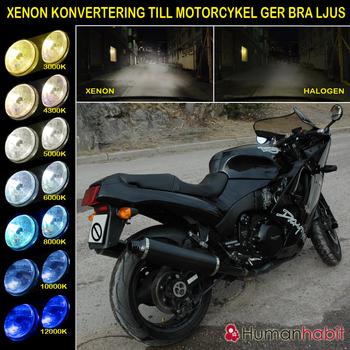 35w H4 Bi-Xenon CNlight Slim MC Kit