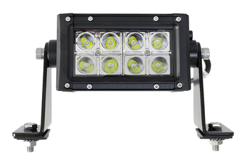 24w LED extraljusramp SPOT 9-32V