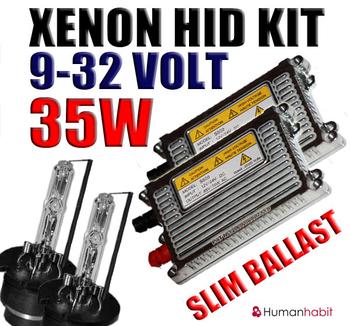35w Slim Xenonkit 9-32v