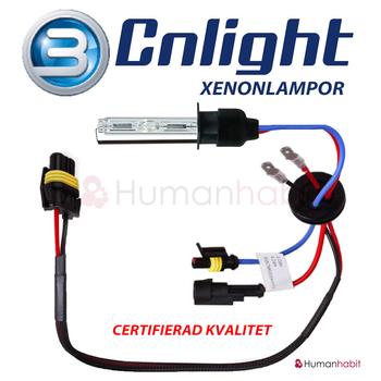 35w 12v Slim Xenonkit CNlight® märkeslampor
