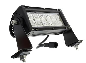 36W CREE LED extraljusramp combo 9-32V
