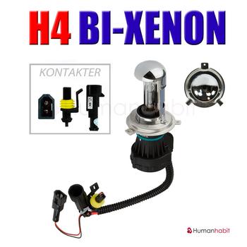 Xenonlampa 2pack 55w Bi-xenon