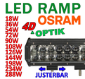 18-288W LED ramp Osram Extreme 4D fäste undertill