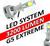 LED konvertering 3200 lumen CREE extreme