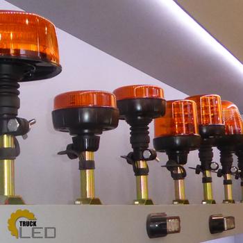 LED blixtljus 95x28mm ECE R10  R65 LW0025-ALR