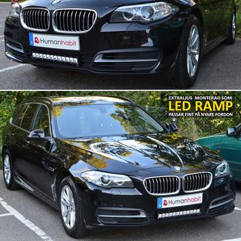 20W LED extraljusramp SPOT 9-32V 1800Lm LB0016