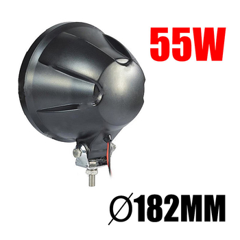 55W Xenon Extraljus Ø182mm