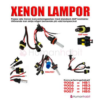 55w Slim Xenonkit 9-32v