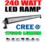 240W LED ramp CREE 17600lm 9-30V 1138mm