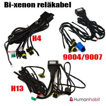 55w Bi-Xenon Slim Kit 9-32v