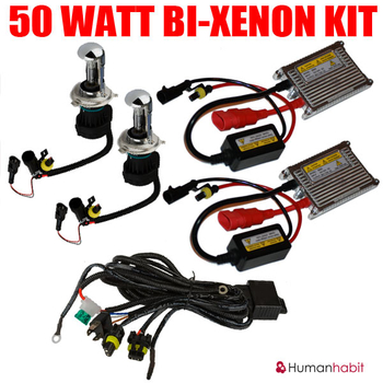 55w Bi-Xenon Slim Kit 9-32v
