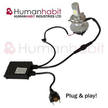 LED konvertering 2800 lumen CREE CXA1520