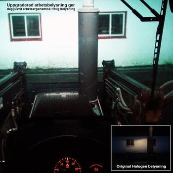 180W LED ramp CREE Oledone WD-180N10