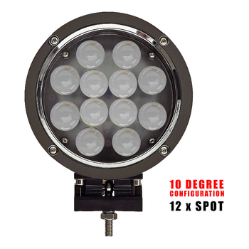 Trepack 60W LED extraljus CREE diameter 180mm