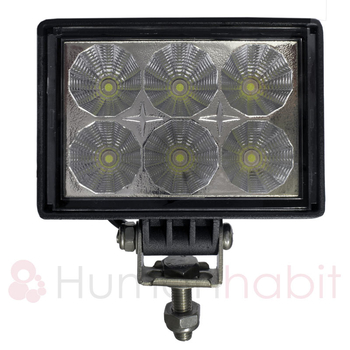 18W LED arbetsbelysning 60° 12-24V L2207