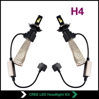 LED konvertering 3200 lumen 360 grader 9-36V