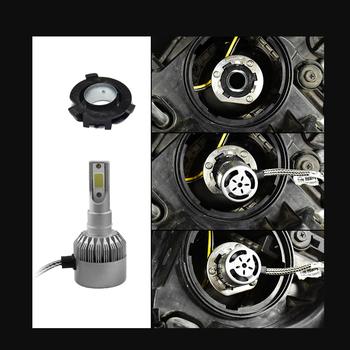 Adapter och lamphållare för led konvertering