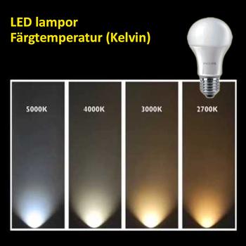 13 Watt Philips CorePro E27 LED lampa 2700 Kelvin 220V 1521 lumen (100W)