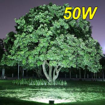 230 Volt LED strålkastare med superkompakt chassi valbar 10, 20, 30, 50, 100, 150, 200, 300 samt 500W
