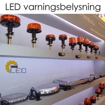 Fäste till roterande varningsljus, typ B