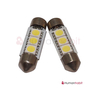 36mm spollampa Canbus med 3st 5050 SMD
